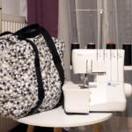 Comment faire un sac pour surjeteuse