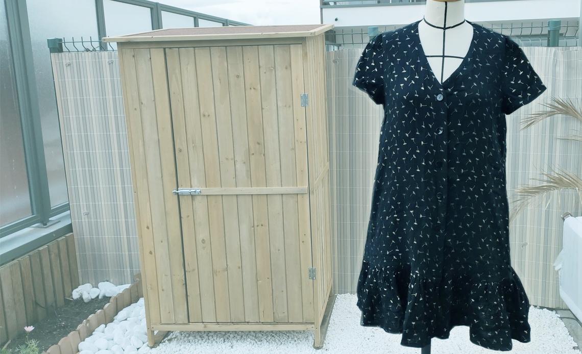 Comment faire une robe été (avec volant)