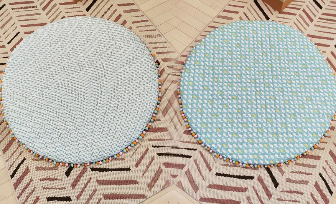Comment faire un tapis de jeux