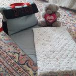 Comment faire un sac à langer ( patron Kwik Sew)