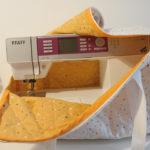 Comment faire un sac pour machine à coudre