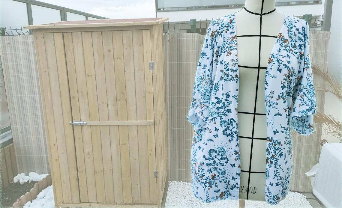 Comment faire un kimono (taille unique)